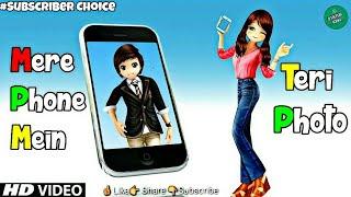 Phone Mein Teri Photo Whatsapp Status Video (For Girls) |  Neha Kakkar | 30Sec | Subscriber's Choice