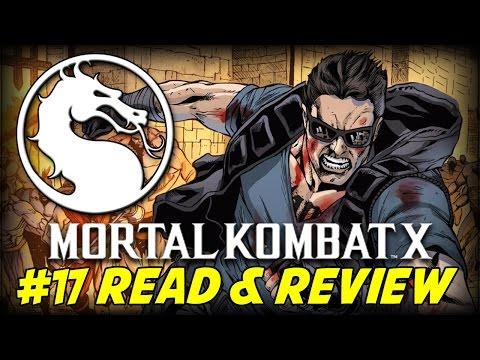 Mortal Kombat X #17 The Oni/Shokan Uprising Part 1 of 2 (Read & Review)