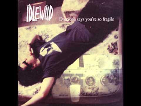 Idlewild - Mince Showercap