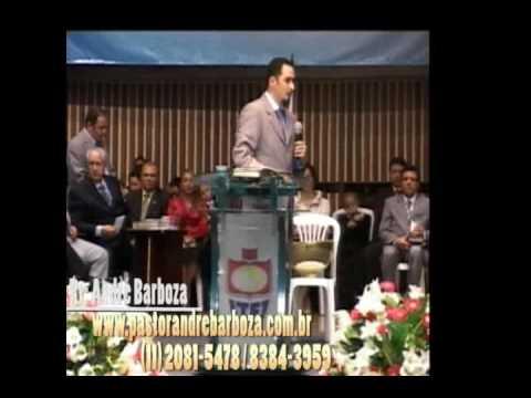 Pregação Sobre Prosperidade 10.000 mil pessoas IMPACTADAS Pr André Barboza Parte 1