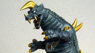 Ultraman Saga - ウルトラマンサーガ 怪獣兵器 ブラックキング レビュー Ultraman saga Monster-Weapon Black King