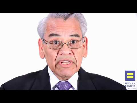 Eliseo Medina for Americans for Marriage Equality