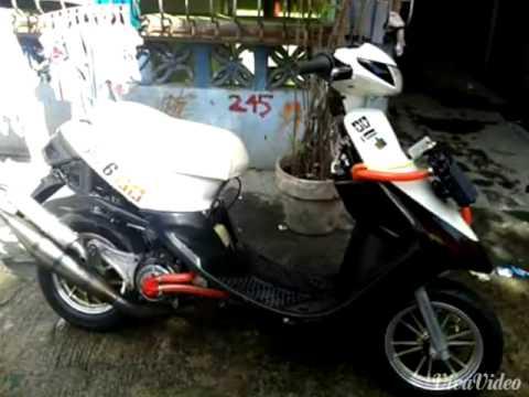 Jog Nextzone Scooter Yamaha Jog Nextzone Mark