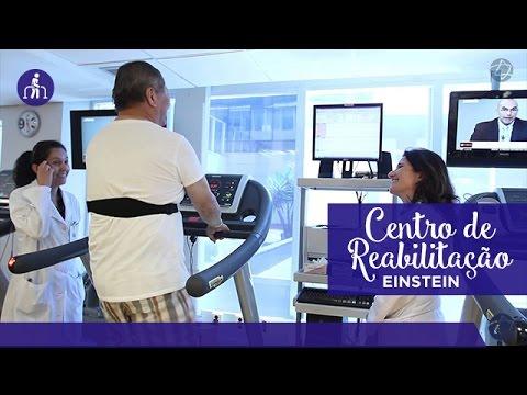 Vídeo - Centro de Reabilitação do Einstein