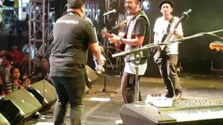 Di Radio - Ras Muhamad & the Eazy Skankin live feat.  Nicky Manuputty.  Java Jazz Festival 2017