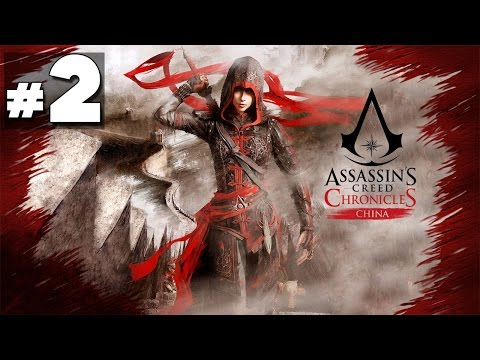 Assassins Creed Chronicles: China #02 1080p 60fps Vertez Gameplay Zagrajmy w