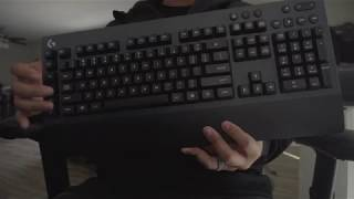 Logitech G613 - Wireless Mechanical Gaming Keyboard Review