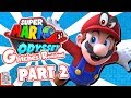 Infinite Corruption - Glitches in Super Mario Odyssey Revisited (Part 2) - DPadGamer