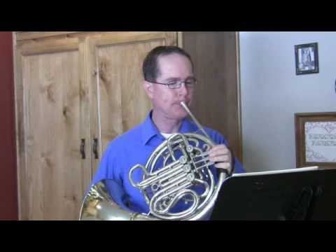 Villanelle for French Horn, Steve Park, Horn
