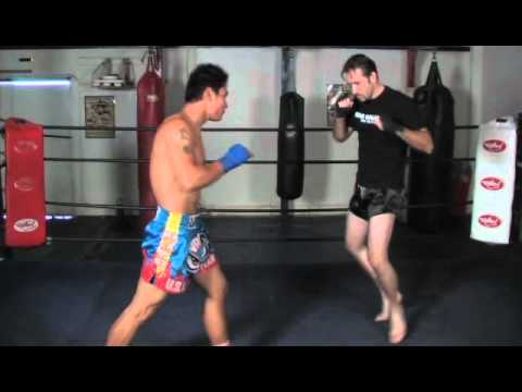 muay thai defence and clinch part 1 Image 1