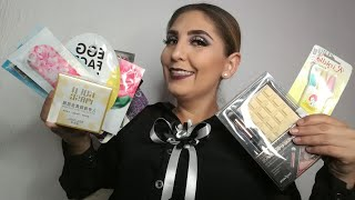 PRODUCTOS RECIBIDOS DE FIORE COSMETICOS / Make up by Dafne