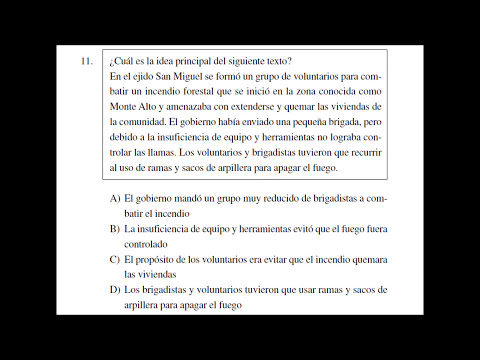 1. Guia Ceneval. cómo contestar Razonamiento Verbal en Tiempo y Modo reales..wmv