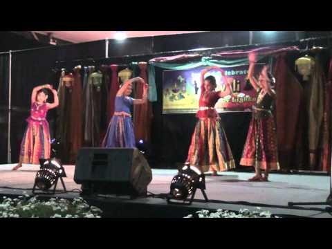Madhura Meenakshi-dance by Siri Afnan Ramya & Keerthana - Festival...