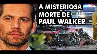 O ULTIMO DIA DE PAUL WALKER