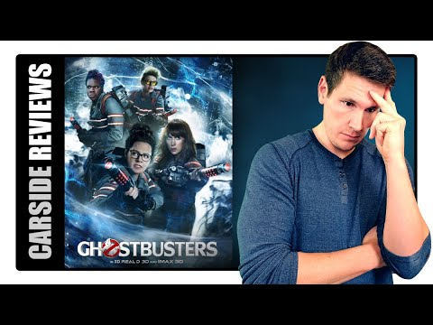 Ghostbusters 2016 Review - Don't Answer the Call : Carside Reviews