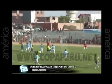 Defensor La Bocana 2-0 Sporting Cristal de Tumbes