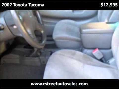 2002 Toyota Tacoma Used Cars Lowell MA