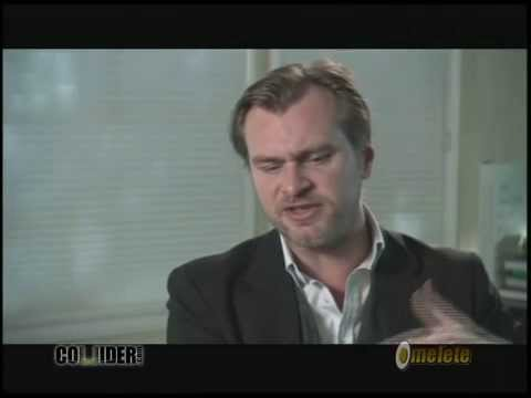 Christopher Nolan On Set Interview INCEPTION