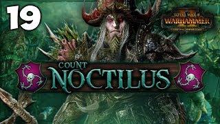 SAILING TO THE VAMPIRE COAST! Total War: Warhammer 2 - Vampire Coast Campaign - Count Noctilus #19