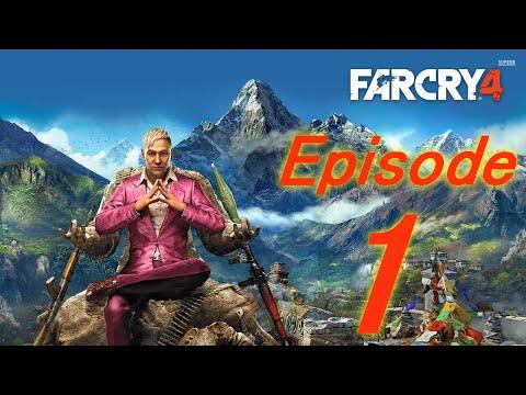 En-Mao plays Far Cry 4 - (Episode 1) Welcome To Kyrat....