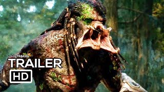 THE PREDATOR Final Trailer (2018) Horror Movie HD