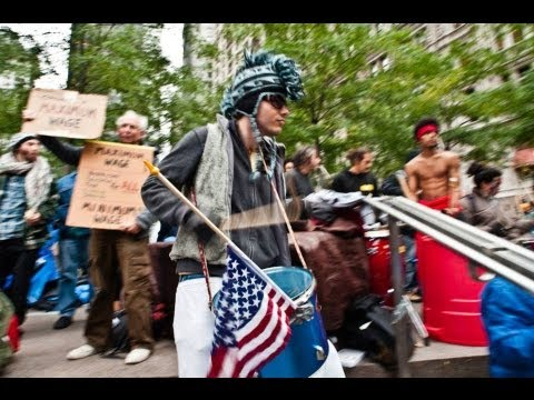 Occupy Wall Street - Month One (Full Movie)