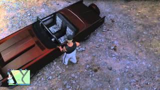GTA 5: Where to find the declasse tornado & vapid peyote (custom cars)