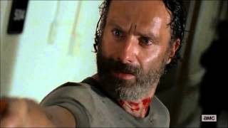 The Walking Dead Season 5 episode 8 - Beth death scene