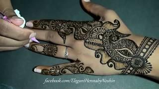 9  Henna Mehndi Design