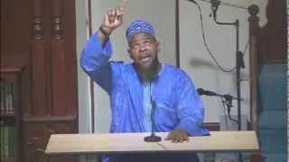The Evil Effects of Suspicion & Speculation - Sheikh Abu Usamah At-Thahabi