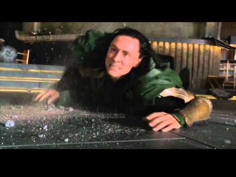 The Avengers (Movie Clip) Hulk Vs Loki