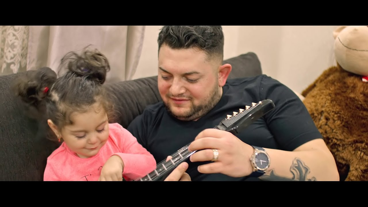 Puisor de la Medias - Capu sus ( official video 2017 ) hit
