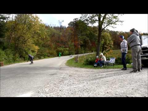 Rybioko Longboarding: Soldiers of downhill 2011