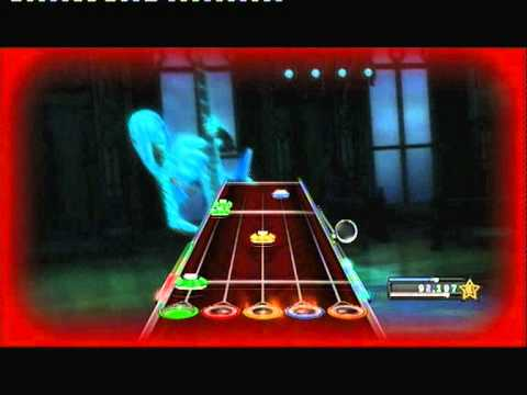 Guitar Hero Warriors Of Rock: Impossible Mode - Fury Of The Storm
