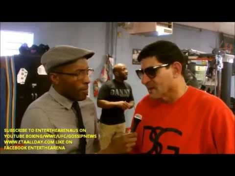 ANGEL GARCIA INTERVIEW! HERRERA HEADBUTTED LOST! PETERSON WILL FALL IF HE STANDS WITH DANNY GARCIA!