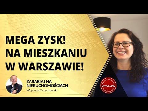MEGA ZYSK !!! Na Sprzedaży JEDNEGO Mieszkania W Warszawie!