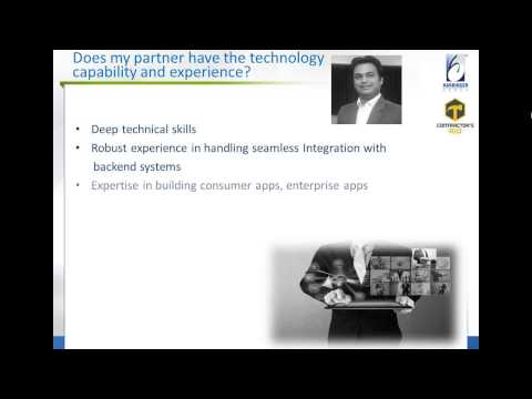 Webinar: How to Choose Your Outsourcing Partner for Building Mobile Apps