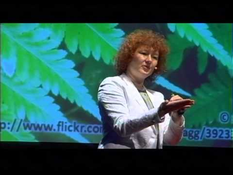 What is a physicist doing in the jungle?: Ille Gebeshuber at TEDxKL 2012