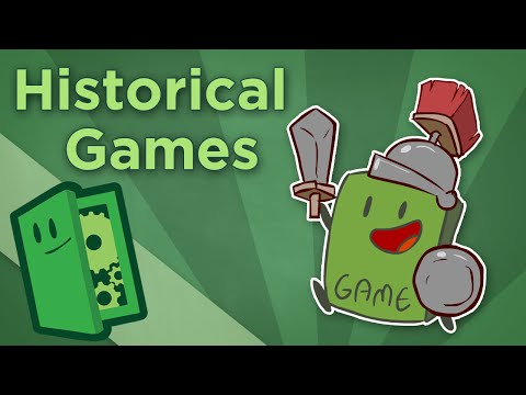 Extra Credits - Historical Games - Why Mechanics Must Be Both Good and Accurate