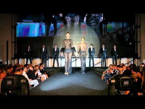 MARIA GRAZIA SEVERI sfilata MODA 2013 testimonial NINA MORIC^