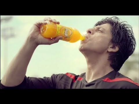 Shahrukh Khan in Frooti New Ad