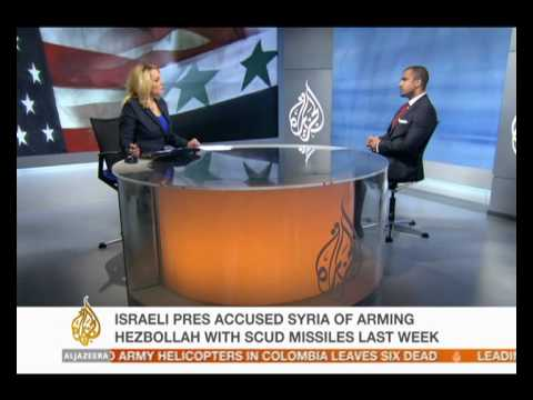 Al Jazeera Intl - Ahmed Salkini Syrian Embassy In Us Spokesperson