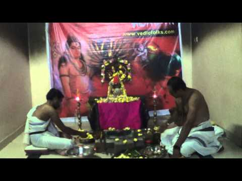 Mahadev Rudra Homam Part 2 video