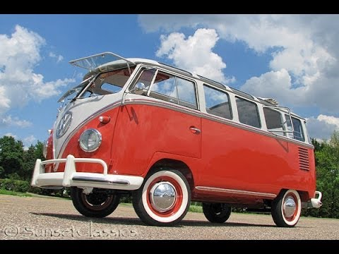 1961 23 Window Vw Bus For Sale Check Out The Amazing