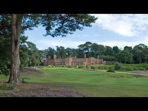 St George   s hill golf club Esher Surrey