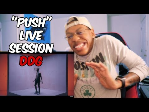 "DDG - ""PUSH"" Live Session 