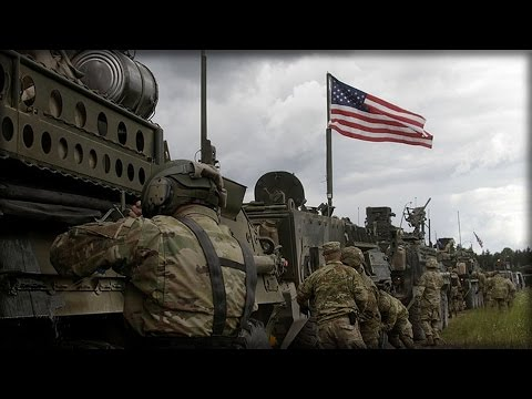 HERE WE GO! OBAMA CONFIRMS FIRST DEPLOYMENT OF 1,000 US SOLDIERS TO POLAND TO BATTLE RUSSIA