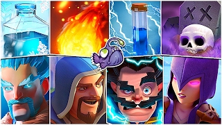 NO WAY! DOES THIS WORK? - Clash Royale Spell-Caster Deck