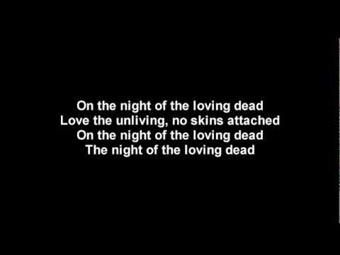 Lordi - Night Of The Loving Dead