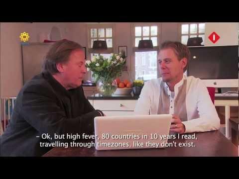 Armin van Buuren @ Tros TV show with English Subtitles